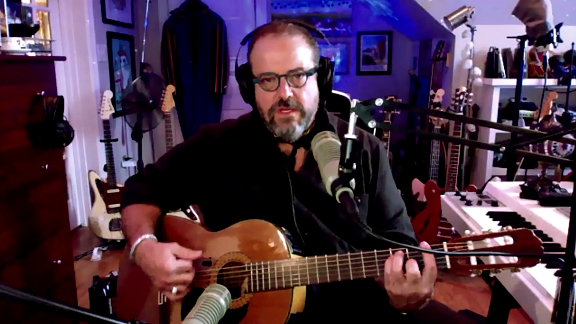 """Marquee Live at Home"" with The Mavericks' Raul Malo"