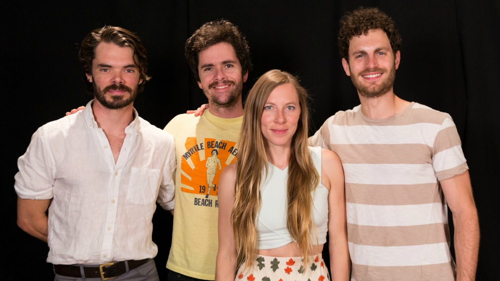 River Whyless at WFUV