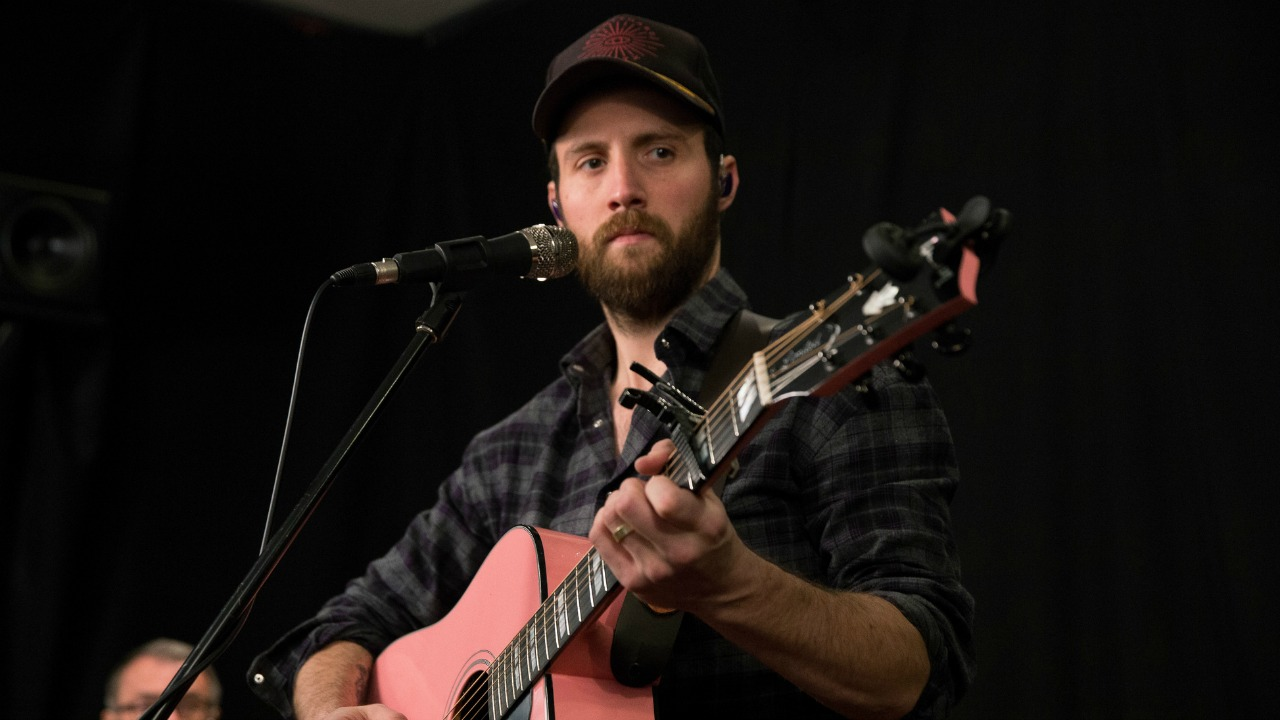 Ruston Kelly at WFUV