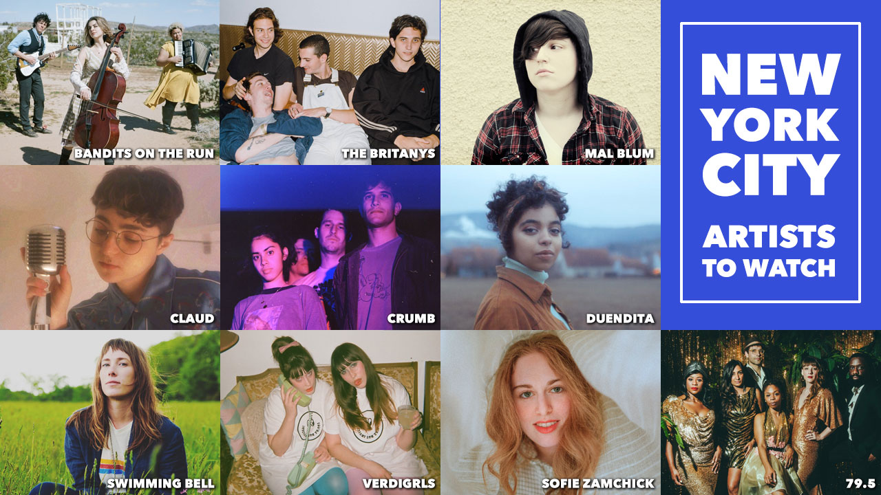 NYC Artists to Watch