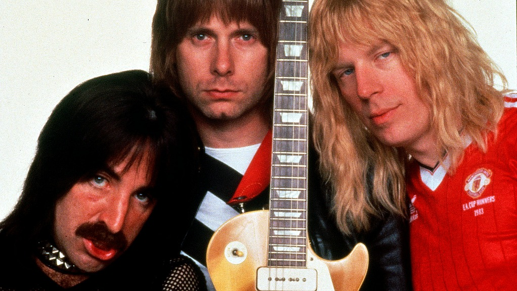 Spinal Tap (Photo courtesy of AP Photo/MGM Home Entertainment)