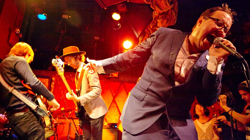 St. Paul and The Broken Bones (photo by Gus Philippas/WFUV)