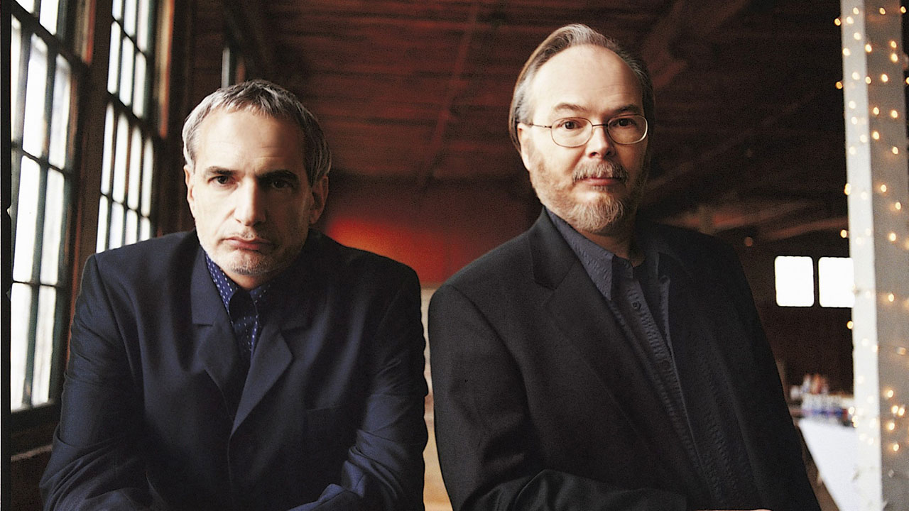 Steely Dan's Donald Fagen and Walter Becker (photo by Danny Clinch courtesy of the artist, Facebook.com, PR)