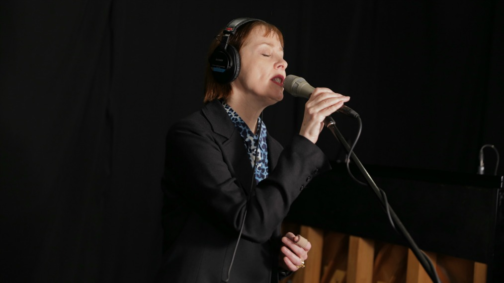 Suzanne Vega at WFUV