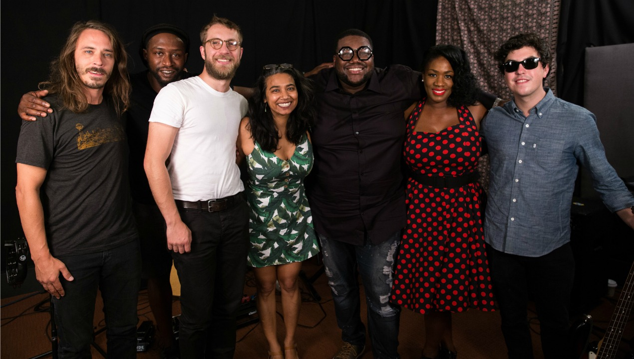 The War and Treaty at WFUV with Alisa Ali