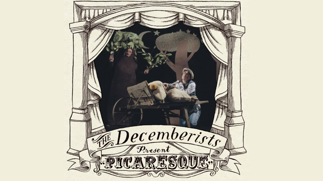 Cover of The Decemberists' 2005 album 'Picaresque.'