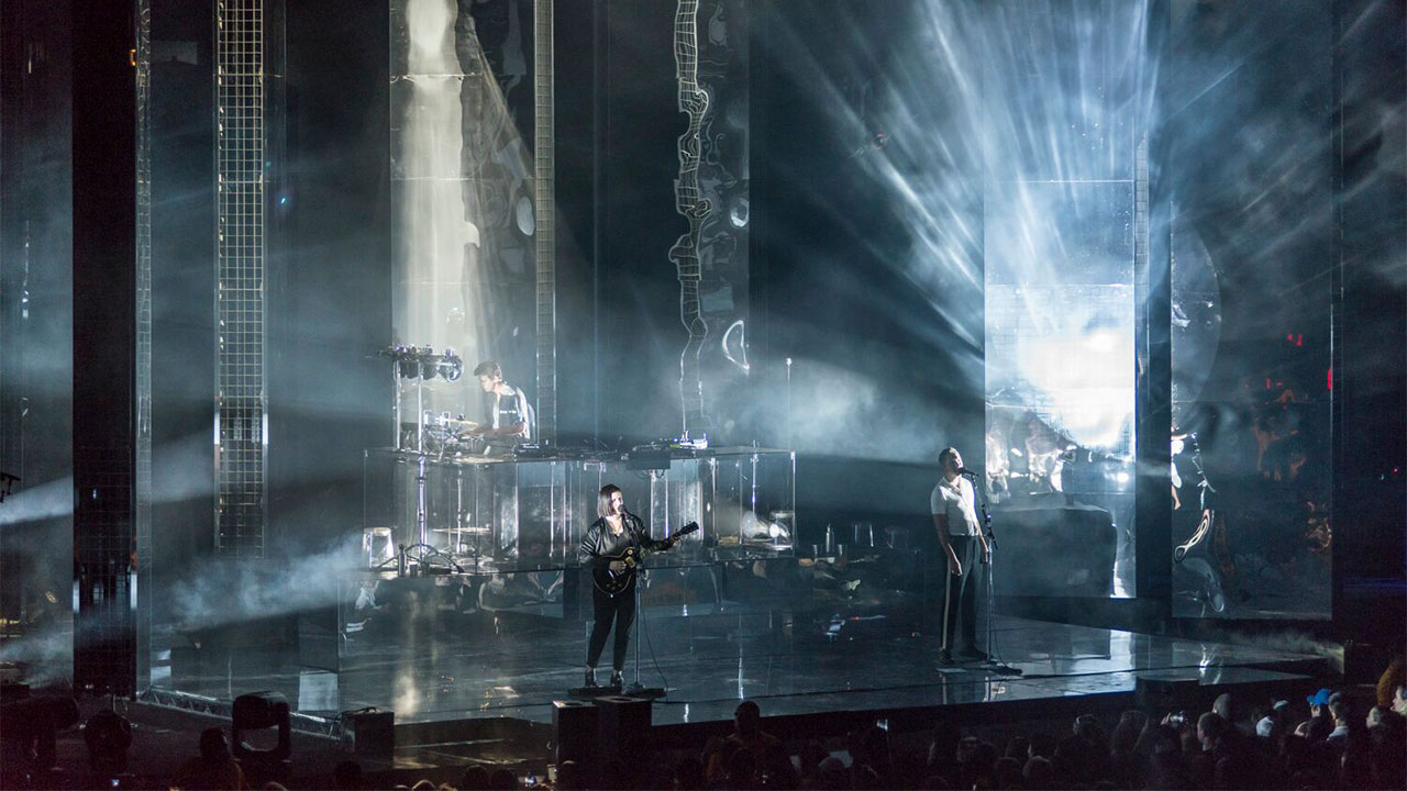 Our 'Summer of FUV' kicked off with The xx. (Photo by Adam Macchia)