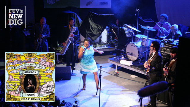 FUV's New Dig album spotlight: Sharon Jones and the Dap-Kings 'Give the People What They Want'