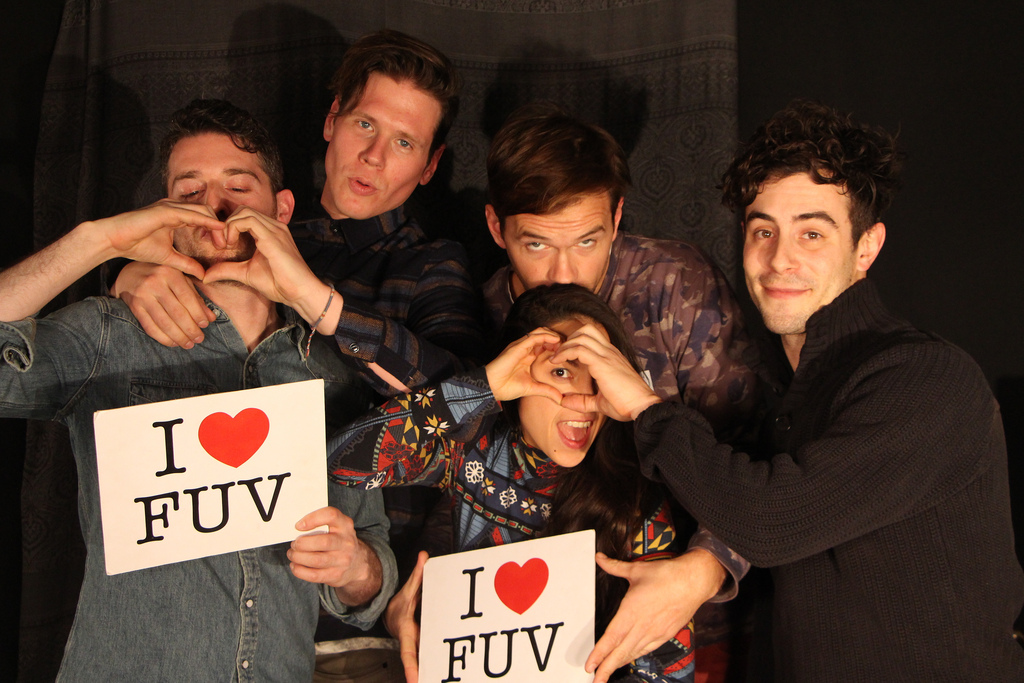 Hear an FUV Live session with St. Lucia