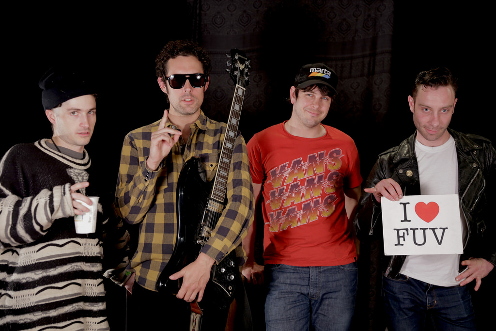Hear an FUV Live session with Black Lips tonight at 9.