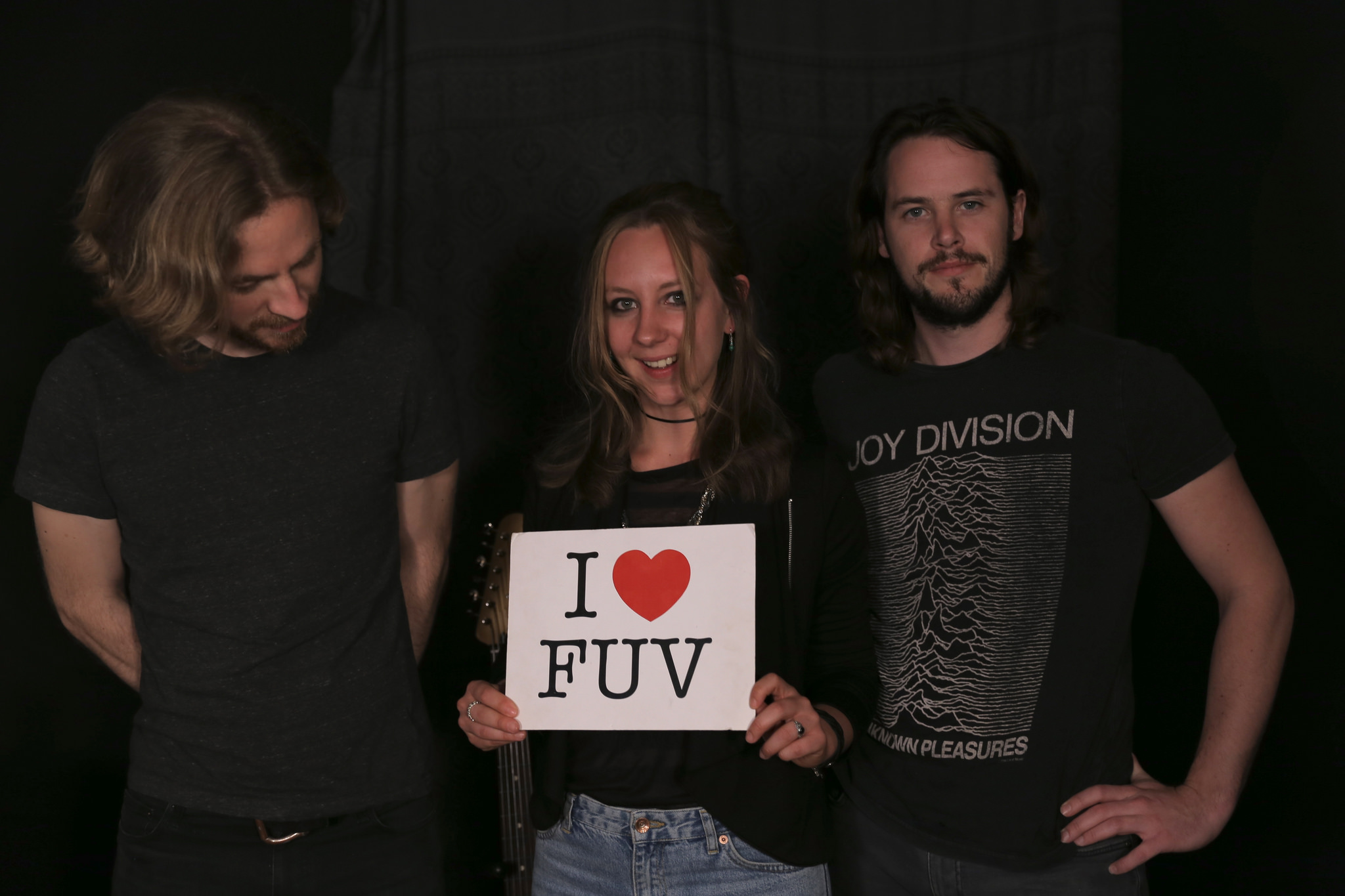 Hear an FUV live session with Lyla Foy tonight at 9.