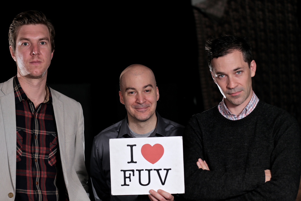 Hear an FUV Live session with Hamilton Leithauser tonight at 9.