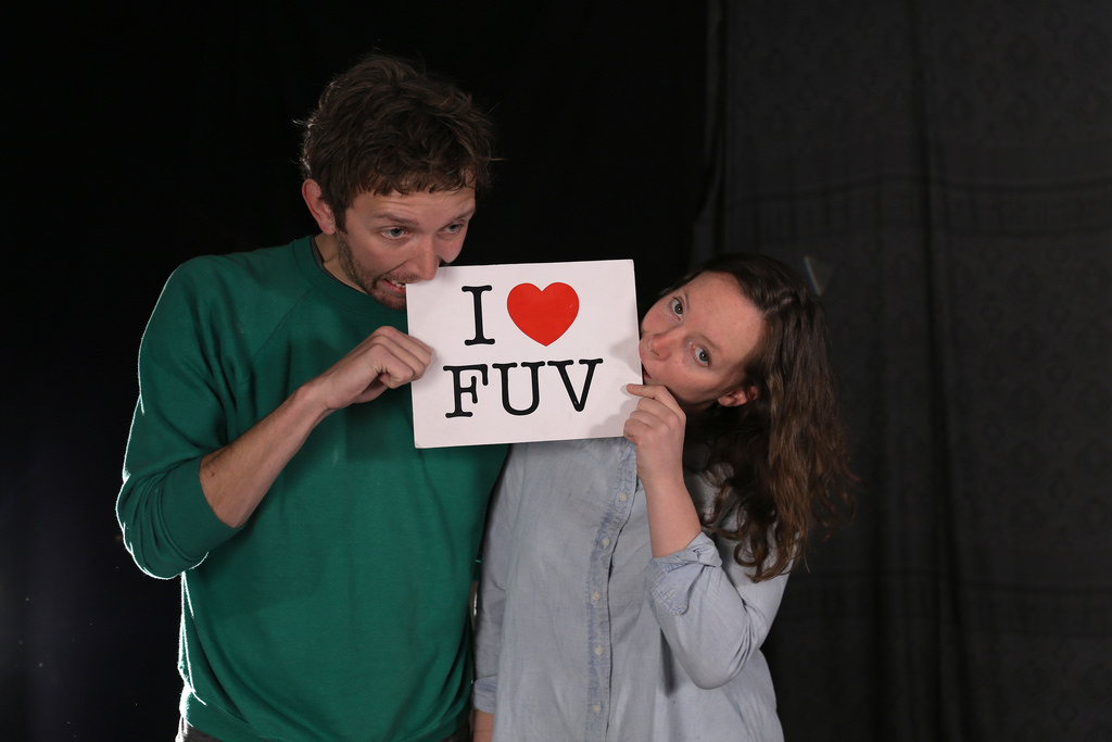 Hear an FUV Live session with Sylvan Esso tonight at 9.