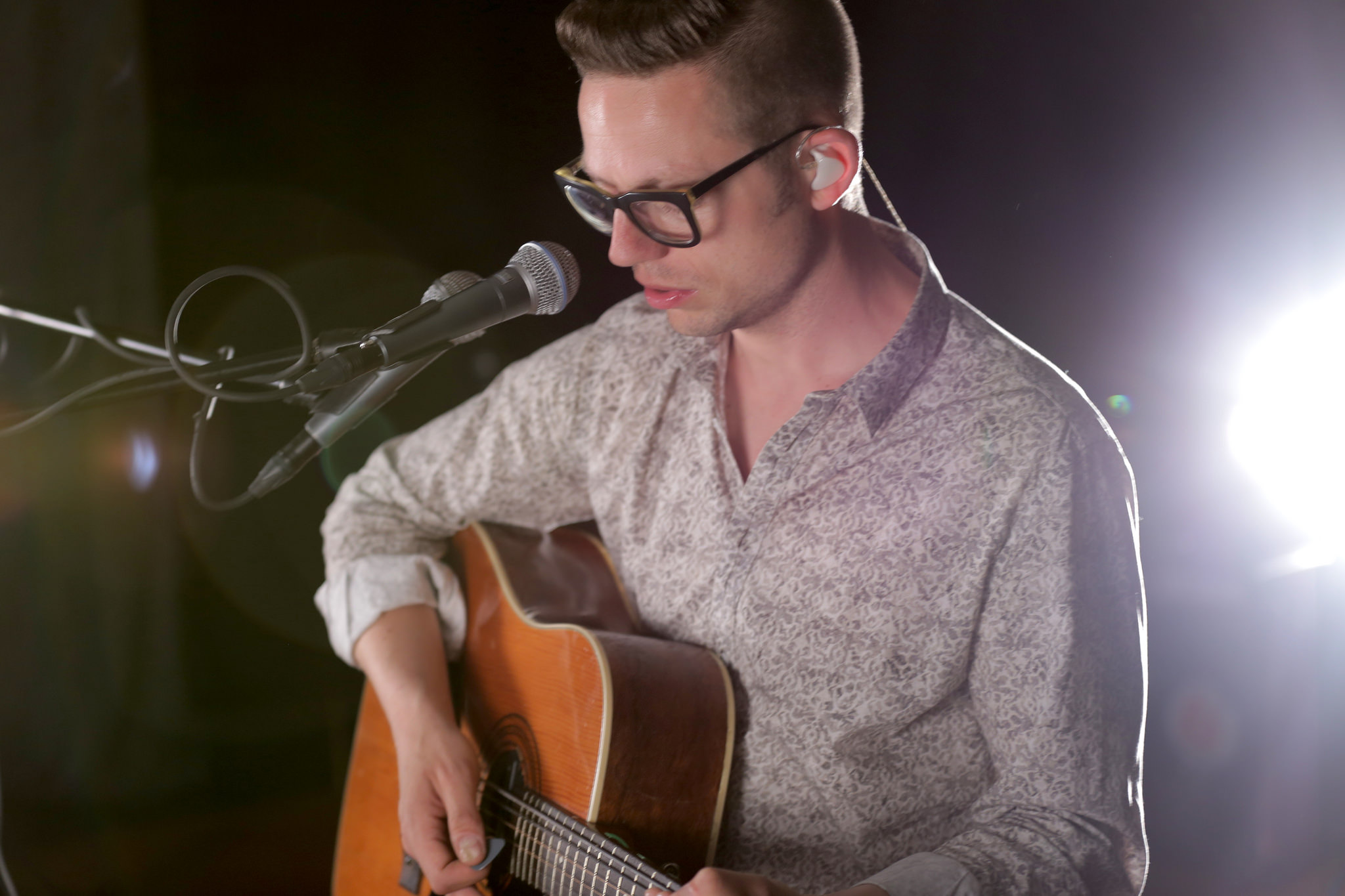 Hear an FUV Live session with Bernhoft tonight at 9.