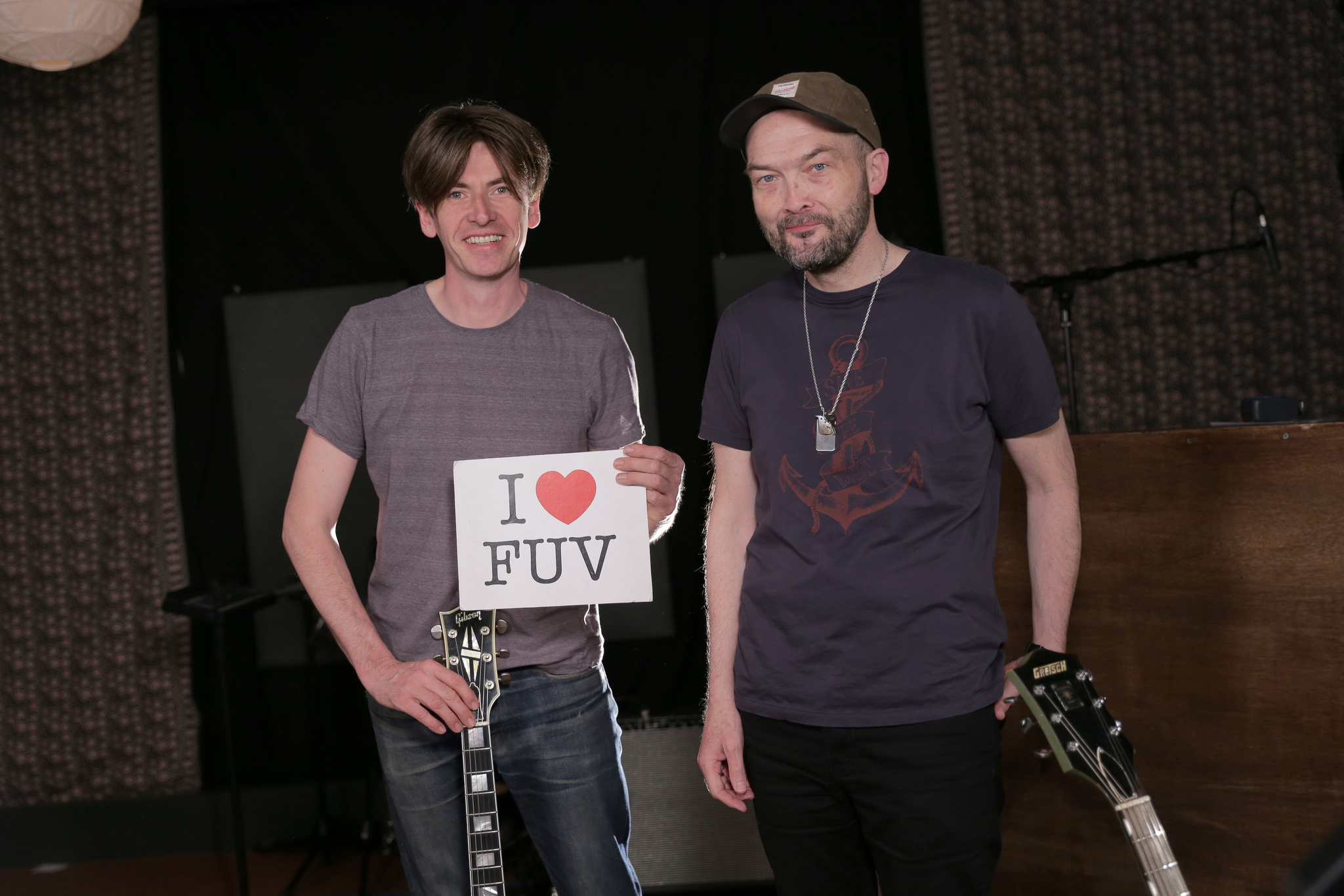 Hear an FUV Live session with Ben Watt tonight at 9.