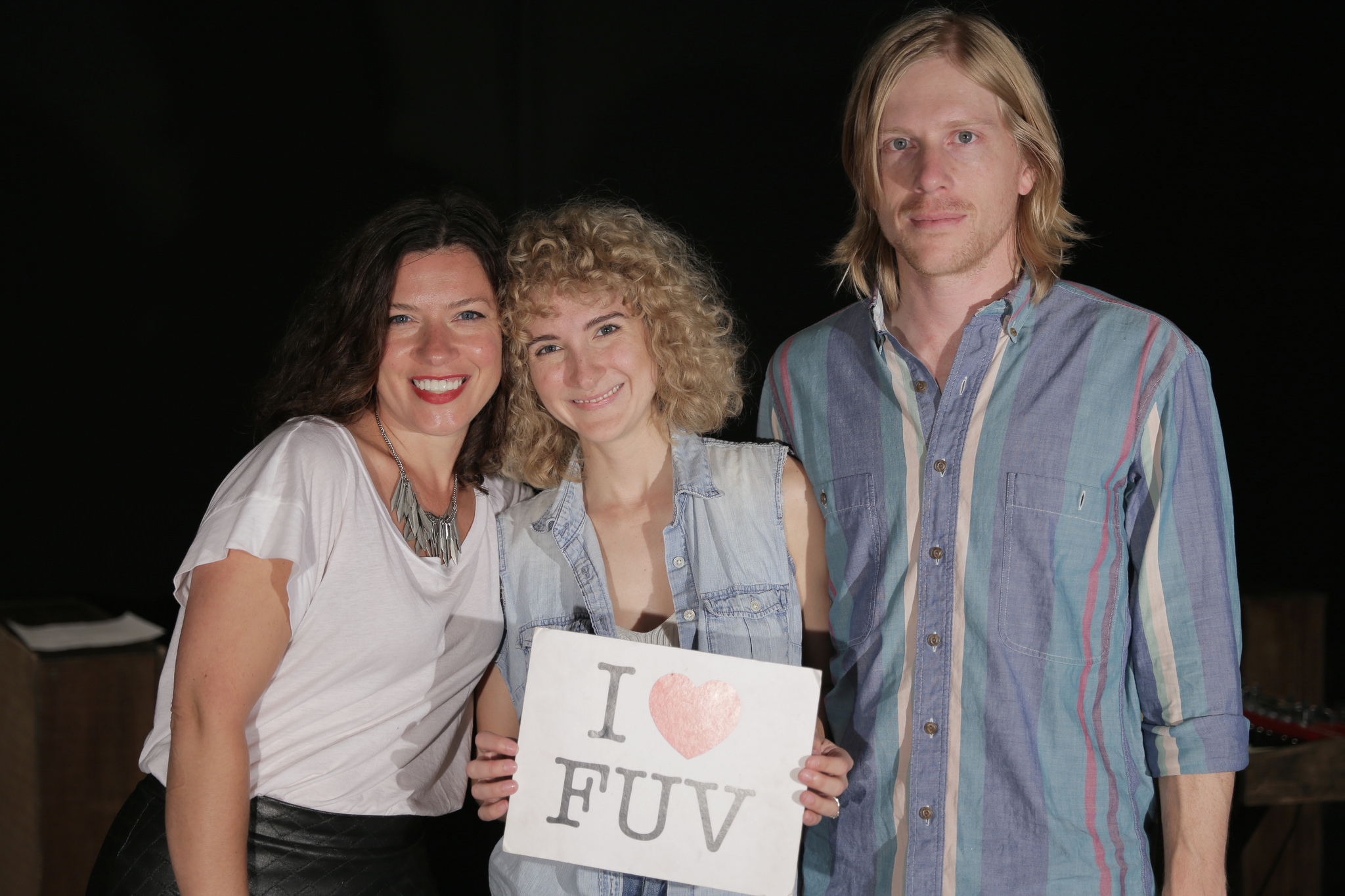 Hear an FUV Live session with Tennis tonight at 9.