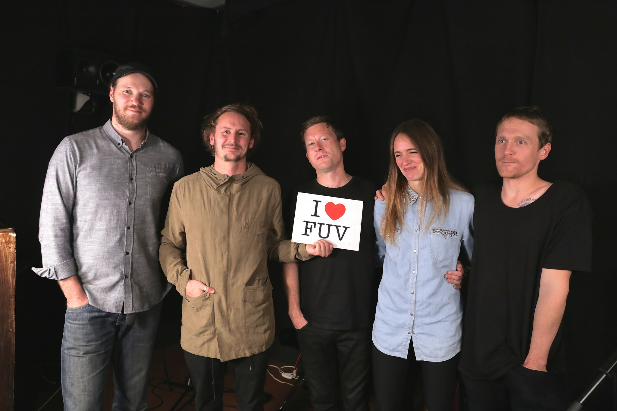 Hear an FUV Live session with Ben Howard tonight at 9.