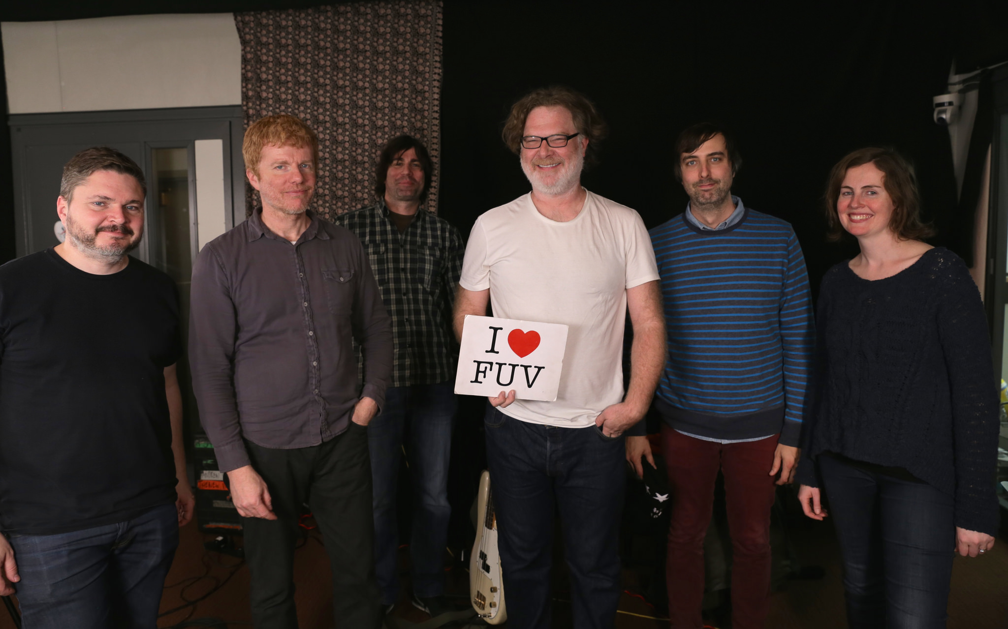 Hear an FUV Live session with The New Pornographers tonight at 9.