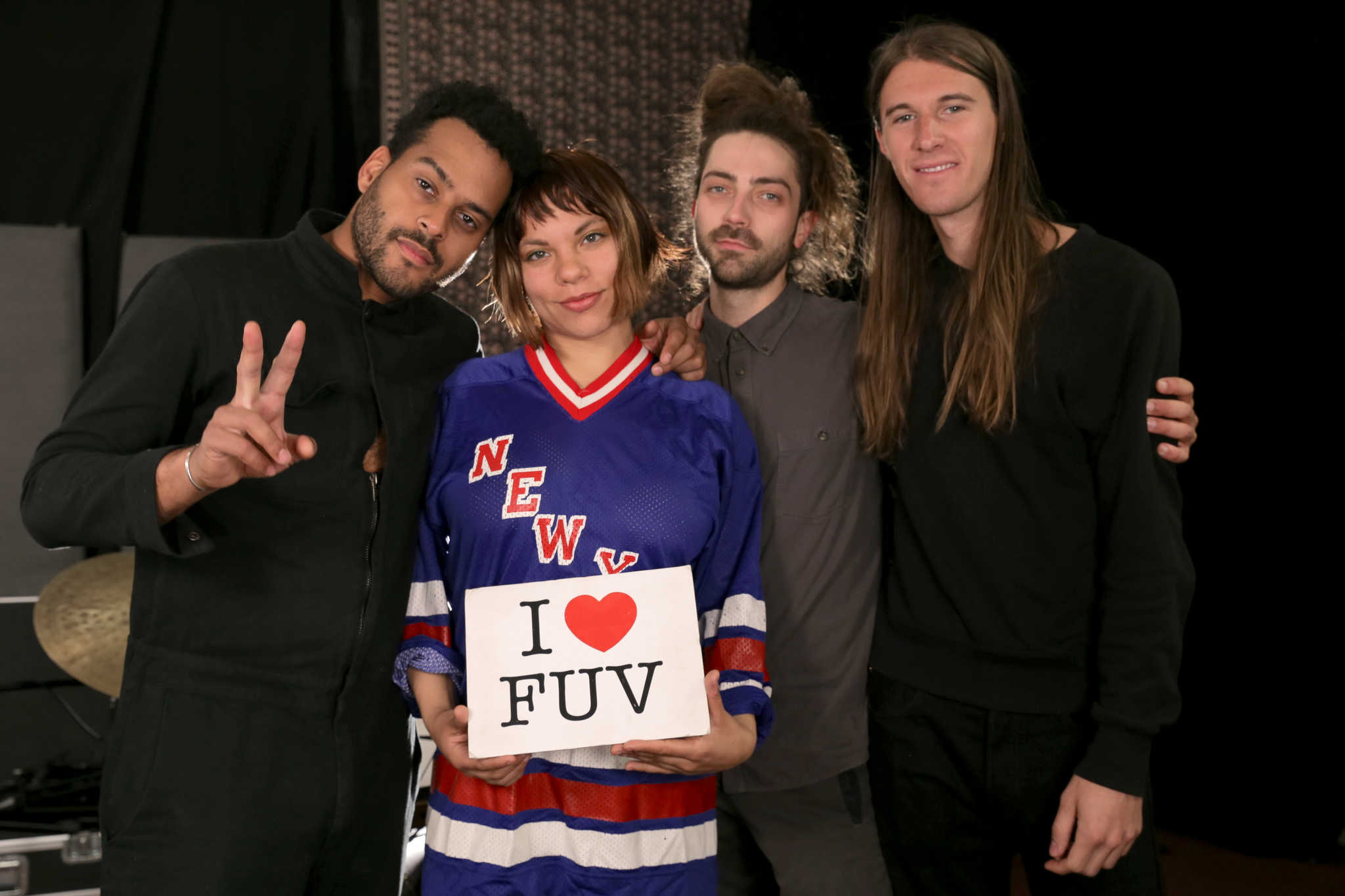 Hear an FUV Live session with Twin Shadow tonight at 9.