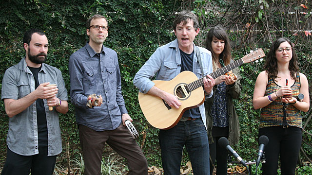 How long has it been since a song made you feel this good? Ages and Ages, at SXSW 2014.