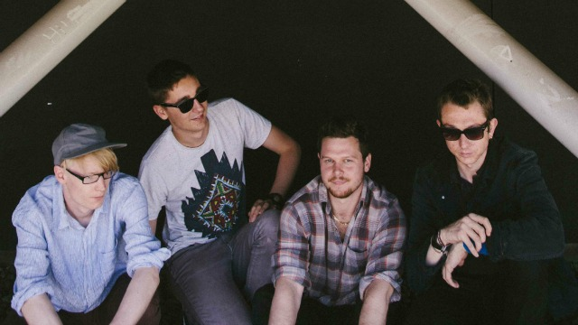 "Fridays on FUV, Take Five with The Alternate Side. This week: A ""Best of 2012"" visit from Alt-J."