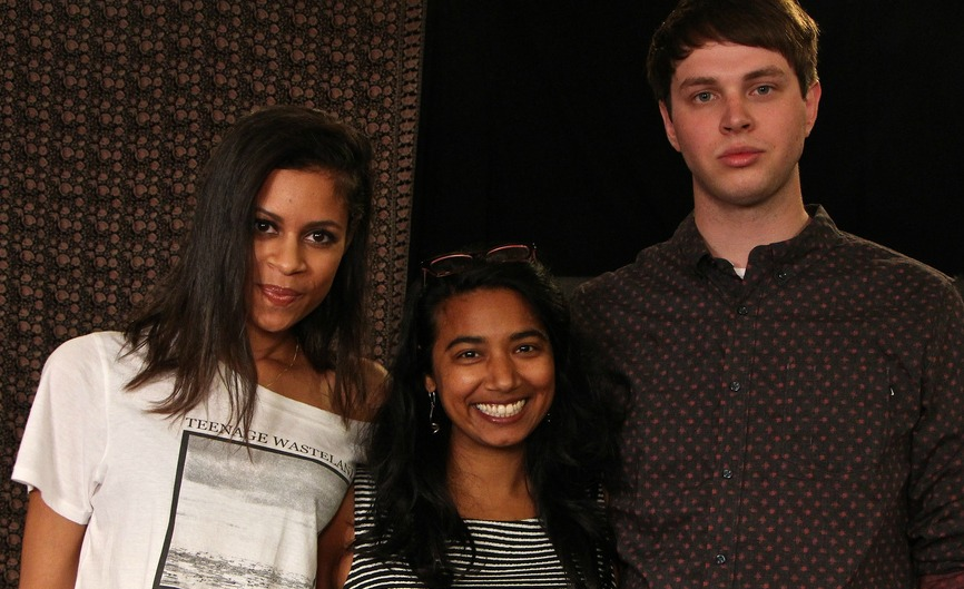 British duo, AlunaGeorge are on FUV Live...tonight at 9