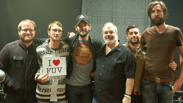 Wednesday at 9pm on Words & Music, it's Band of Horses - acoustic - in a visit with host Darren DeVivo.