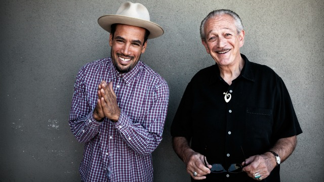 Tonight at 9pm, 'Get Up!' and listen in as Ben Harper & Charlie Musselwhite talk with FUV's Eric Holland about their duo album.