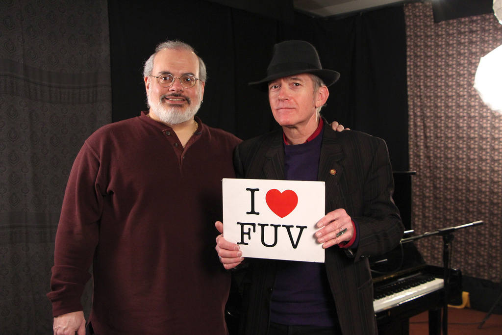 Hear an FUV Live session with Benmont Tench tonight at 9.