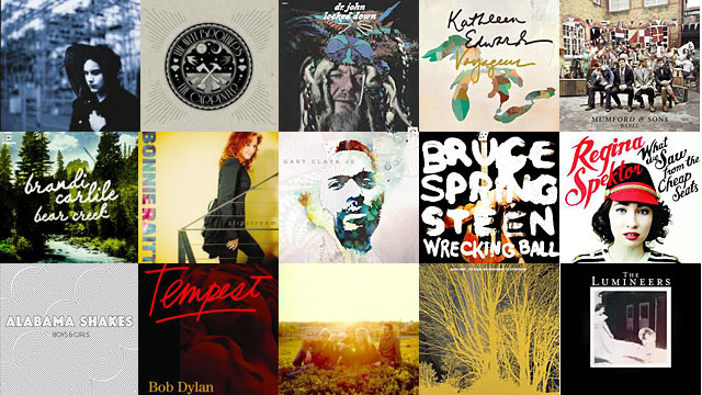 Listen along to the best songs of the year, as chosen by you.