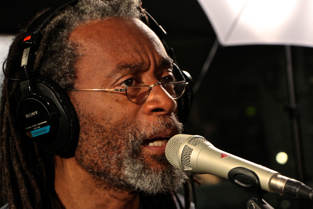 Hear Bobby McFerrin on FUV Live, tonight at 9.