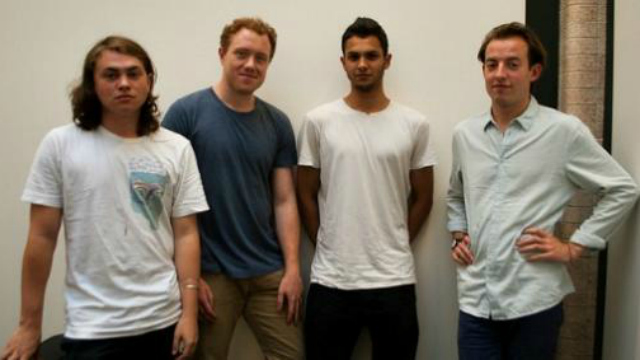 Fridays on FUV, Take Five with The Alternate Side. This week: Bombay Bicycle Club.