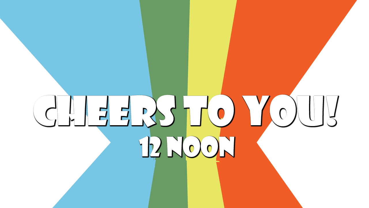 "Tell us your song requests, then join Darren DeVivo for a ""Cheers to You"" all-request hour at Noon."