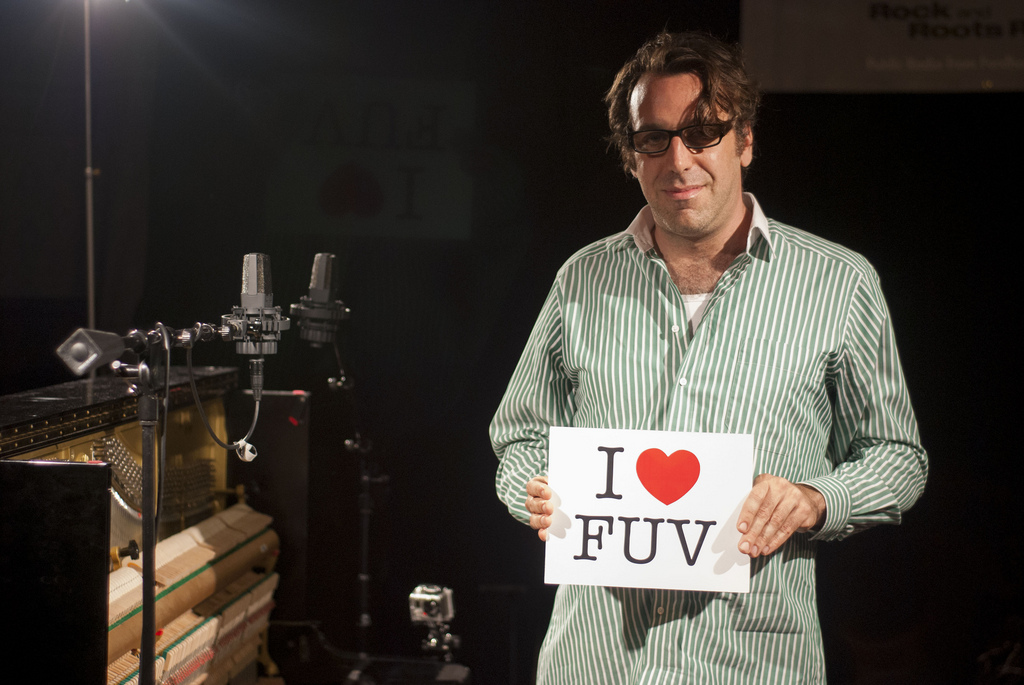 Alisa Ali chooses Chilly Gonzales as one of her favorite FUV sessions