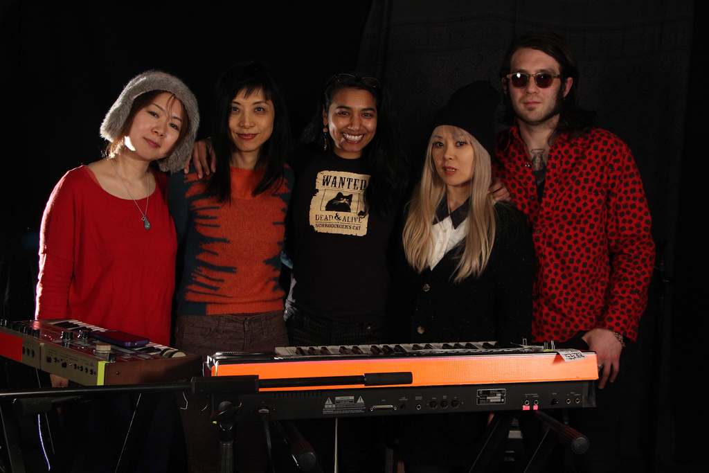 Hear an FUV Live session with Cibo Matto tonight at 9.