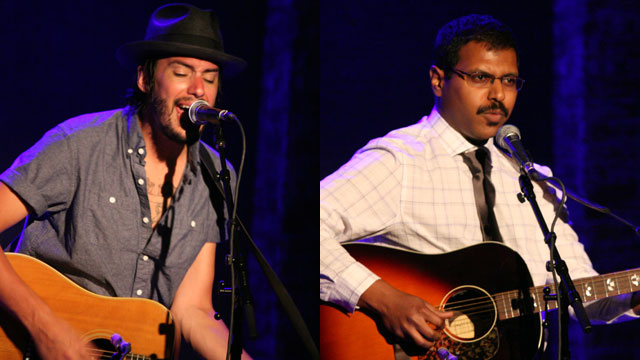 Missed our FUV Live show with Cory Chisel and Bhi Bhiman? Listen anytime, online.