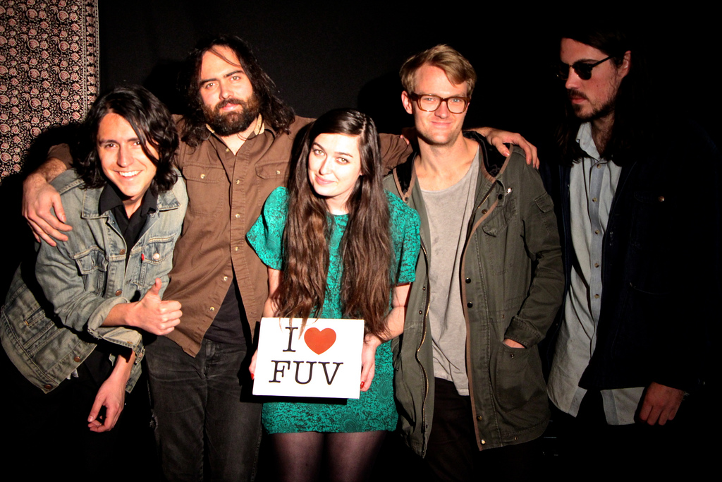 Hear an FUV Live session with Cults tonight at 9.