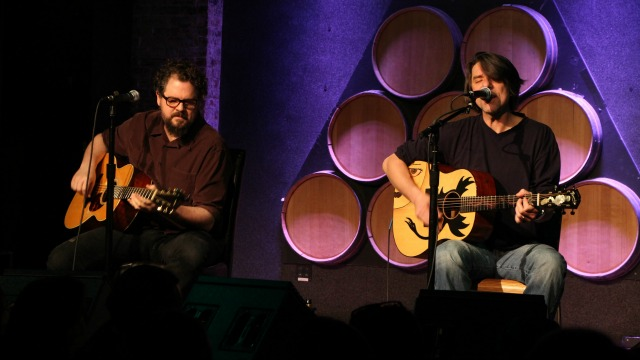 Hear an FUV Live show with Patterson Hood and Mike Cooley of Drive-By Truckers, tonight at 9 or anytime in the FUV Vault.