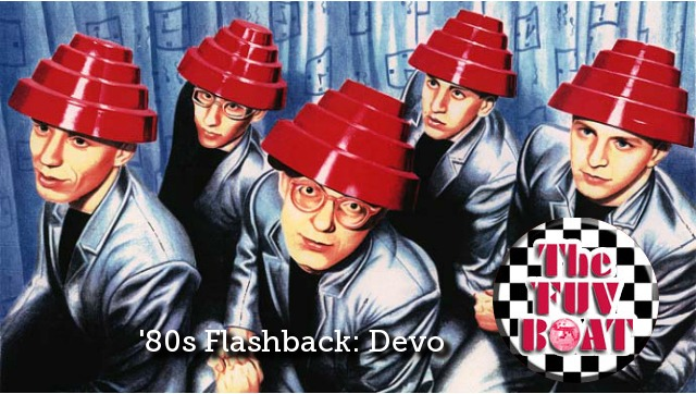'Whip It' with Darren DeVivo and Devo on the '80s Flashback FUV Boat!