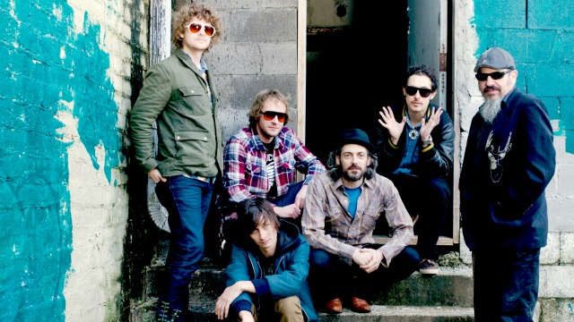 Check out video of raucous supergroup Diamond Rugs, then tune in for their visit with Eric Holland, tonight at 9pm on Words and Music.