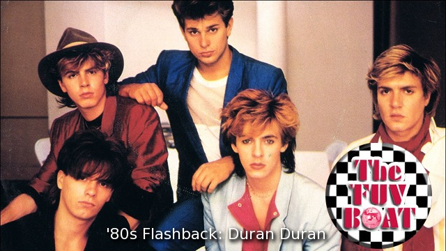 Russ Borris flashes back to 1982 with Duran Duran!
