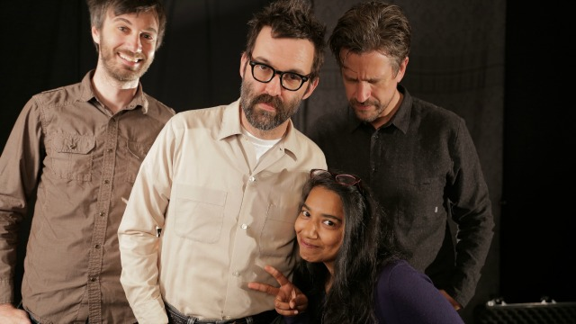 Hear an FUV Live session with Eels tonight at 9.