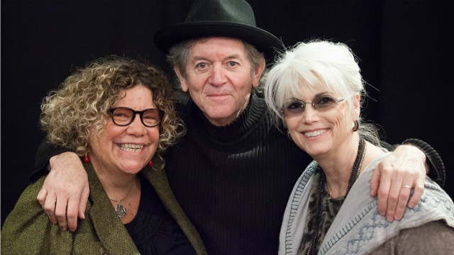 Rita Houston with Rodney Crowell & Emmylou Harris