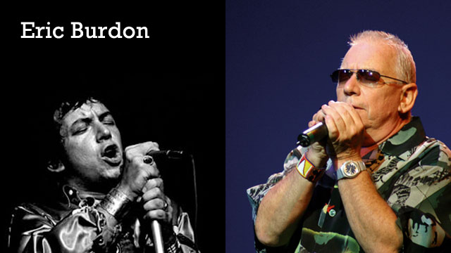 From The Animals to his new album ''Til Your River Runs Dry,' hear a time traveling conversation with Eric Burdon, tonight at 9pm.