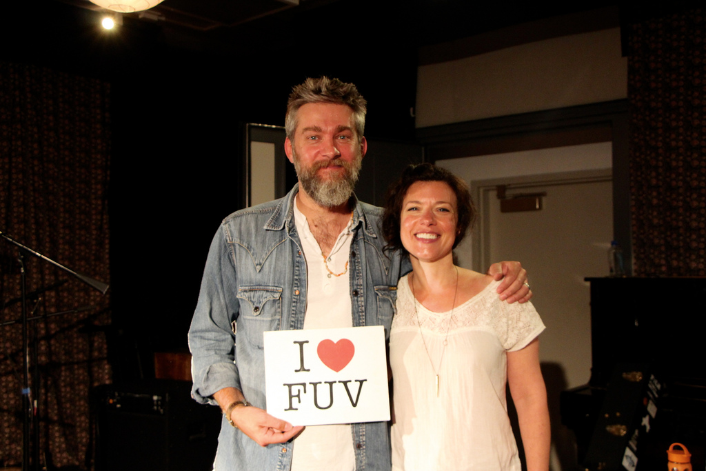 Hear an FUV Live session with Ethan Johns tonight at 9.