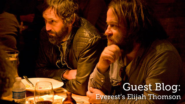 Meet the guys in Everest, who've traveled from Lost Angels to Lawn Guyland to be our artists-in-residence.