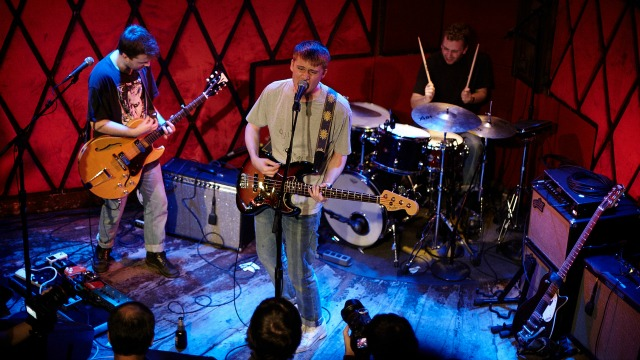 Catch 'FUV Live at CMJ' sets from Happyness and more in the FUV Vault.