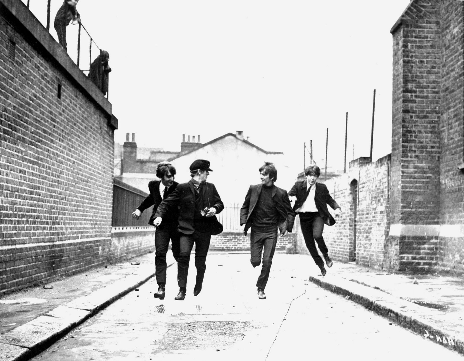 Dennis Elsas brings you Richard Lester's movie musical masterpiece 'A Hard Day's Night.'