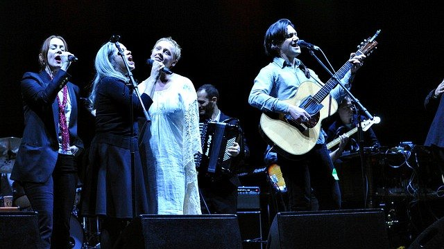 Listen to 'Holiday Cheer for FUV: Live from The Beacon Theatre' with Conor Oberst and friends.