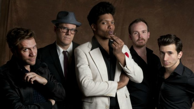 Monday at 8pm: JC Brooks & the Uptown Sound take to the stage (and to the radio) for an FUV Live show from Rockwood Music Hall.